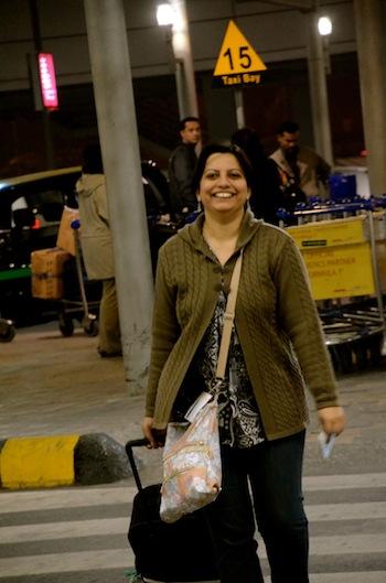 Airport diaries: IGI T3 in Delhi vs Amausi in Lucknow- Feb 13, 2012 (2/2)