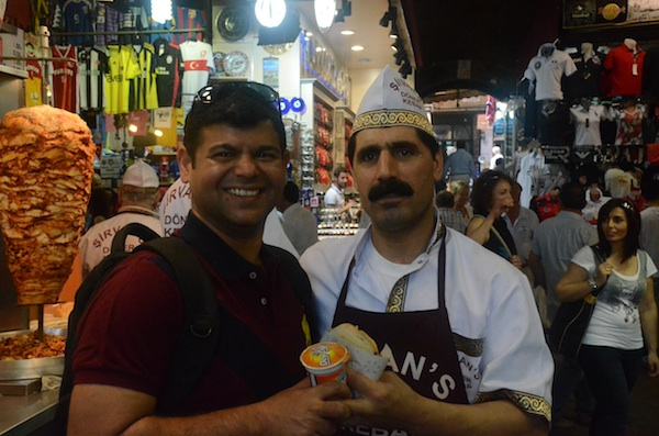Sights, sounds, smells! The bazaars in Istanbul- June 4, 2012 (2/6)
