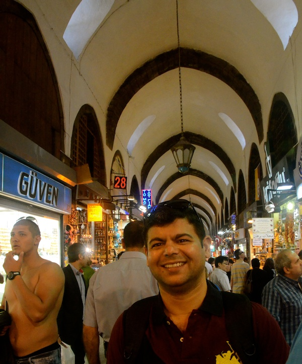 Sights, sounds, smells! The bazaars in Istanbul- June 4, 2012 (3/6)