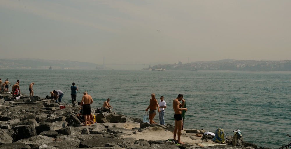 Topkapi Palace, Museums, Blue Mosque and whirling dervishes! Istanbul Day 3- June 2012  (2/6)