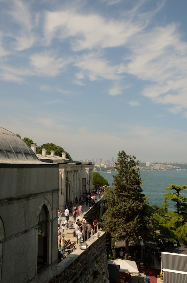 Topkapi Palace, Museums, Blue Mosque and whirling dervishes! Istanbul Day 3- June 2012  (5/6)