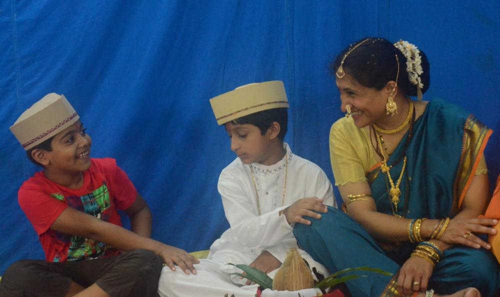Portraits from Arnav's Upanayan Ceremony- July 31, 2012 (2/6)