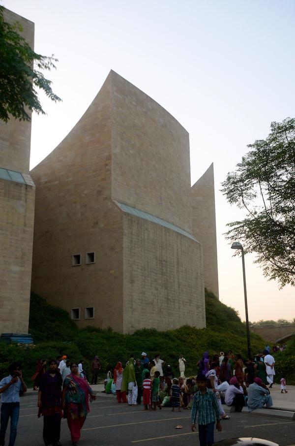 The world class Virasat-e-Khalsa museum: An architectural delight! Oct 2, 2012 (1/6)