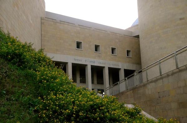 The world class Virasat-e-Khalsa museum: An architectural delight! Oct 2, 2012 (2/6)