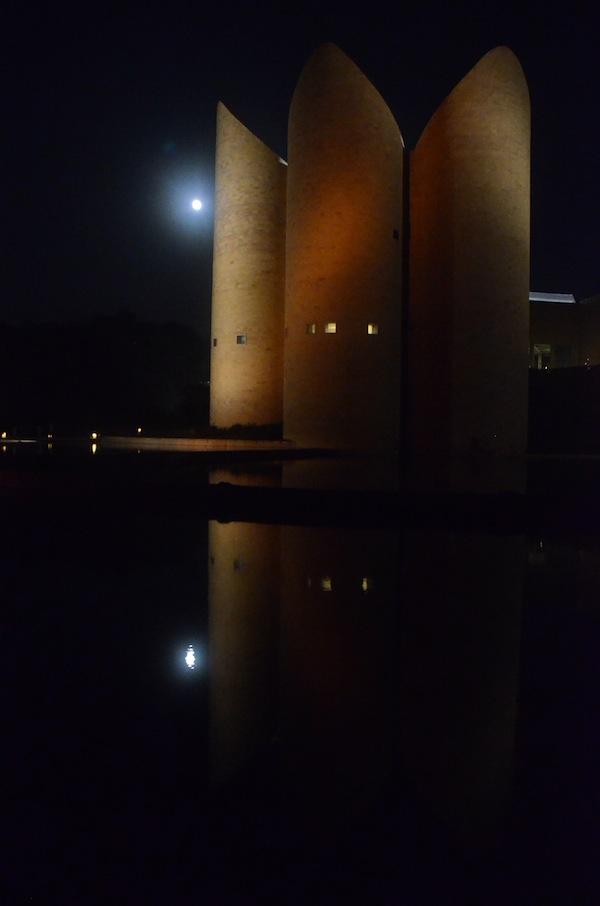 The world class Virasat-e-Khalsa museum: An architectural delight! Oct 2, 2012 (5/6)