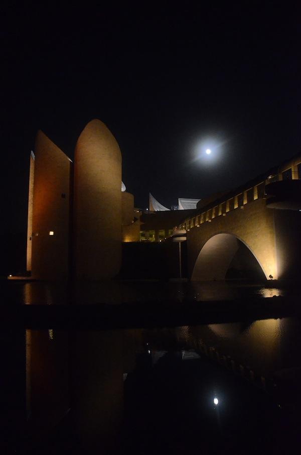 The world class Virasat-e-Khalsa museum: An architectural delight! Oct 2, 2012 (6/6)