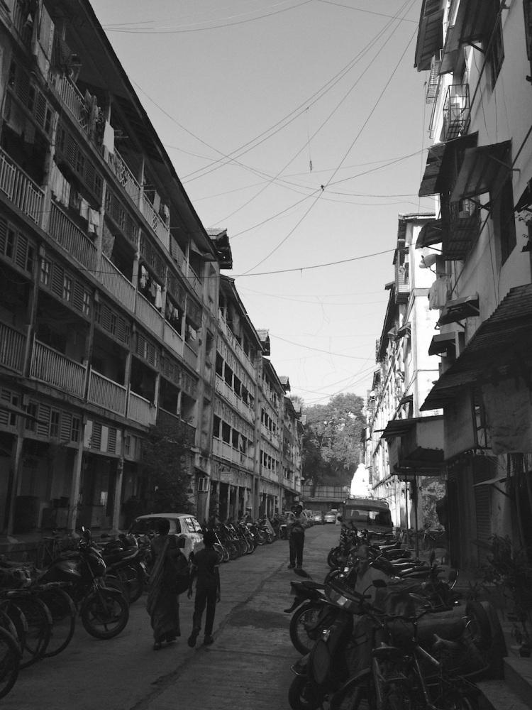 Busy streets, quiet insides: Peeking into chawl  life in Parel, Mumbai (5/6)