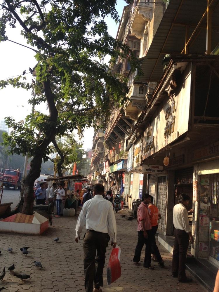 Busy streets, quiet insides: Peeking into chawl  life in Parel, Mumbai (1/6)