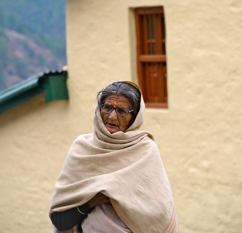 Portraits from Ramgarh and Nainital (1/6)