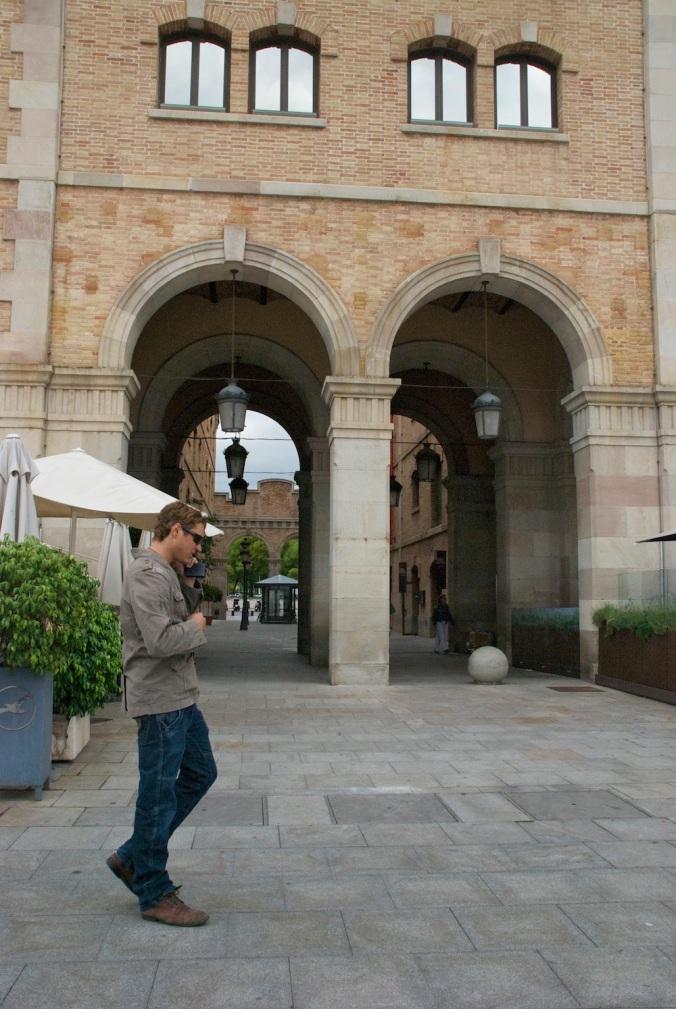 Barcelona, 2011