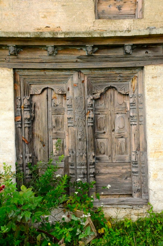 Exquisite door