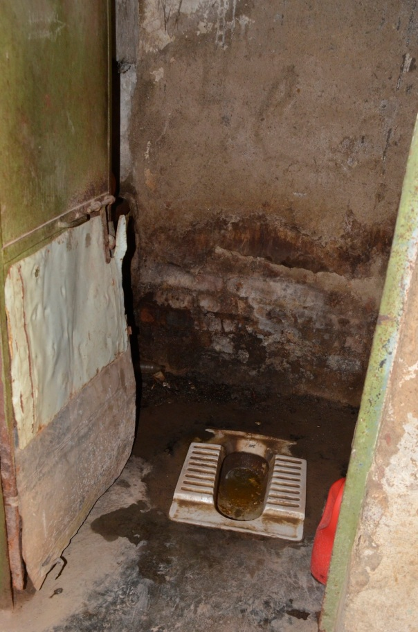 Terrible maintenance levels, usually blamed on disinterested landlords, is the normal in rental tenements