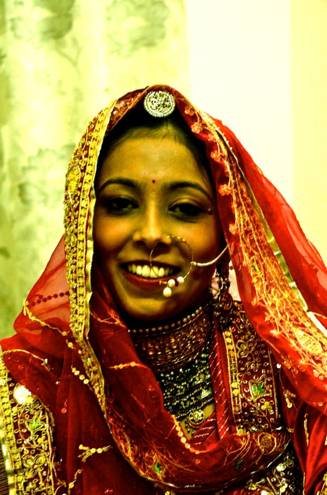 The unparalleled vibrancy of a Rajasthani wedding (1/6)