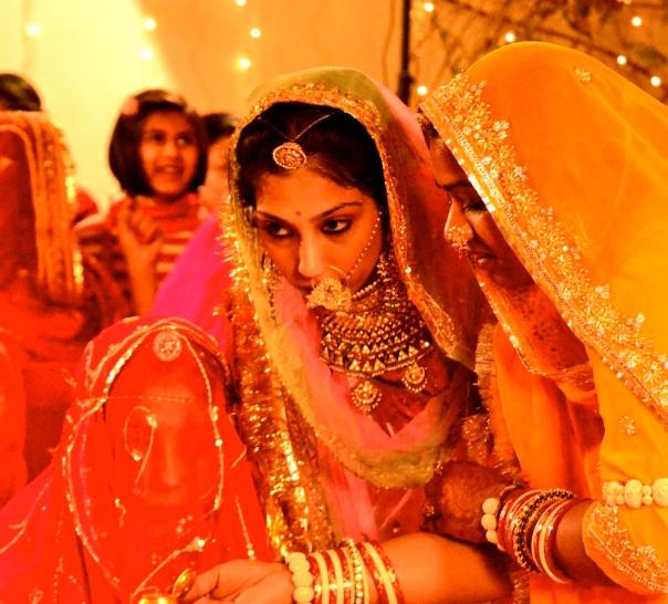 Various rituals and ceremonies...