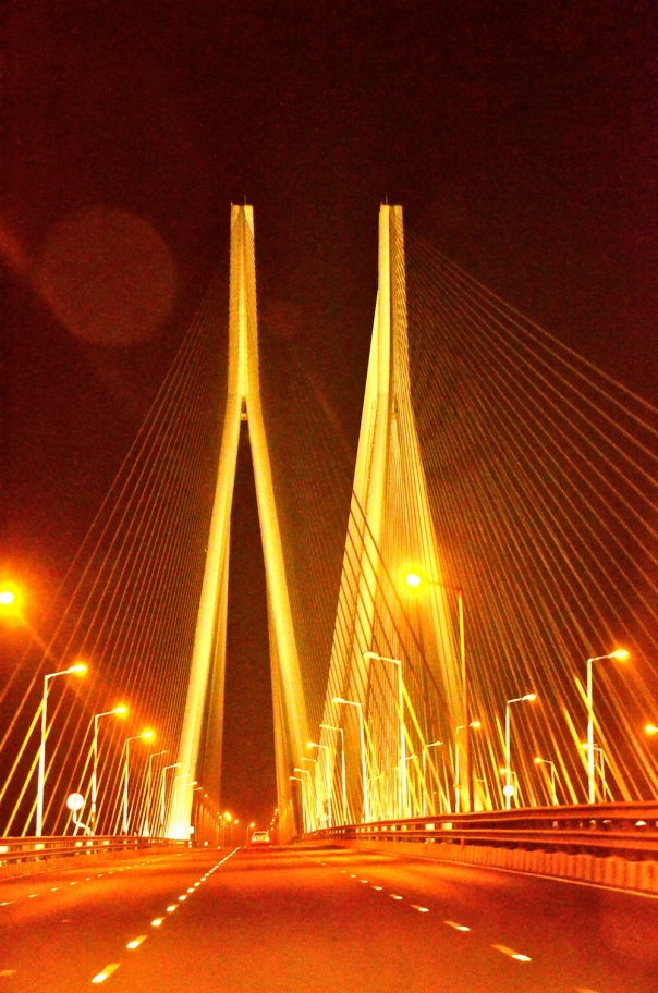 The Sea Link, I loved it!