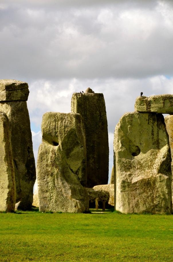 Smooth stones, rough stones....