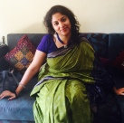 Day 28 ‪#‎100sareepact‬ Beginning the week with a comfortable Sambalpuri ikat in handloom cotton from mum's wardrobe.