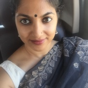 Day 68 ‪#‎100sareepact‬ When sarees call out to be repeated, when you have just about 5 minutes to pick out and drape a saree and you know exactly which one it will be, when you stop bothering about how perfect the drape is. That's when you become a true comfortable-in-our-saree-skins pacter! Repeating this lovely black cotton kantha today. Power dressing to present at a conference. Soul dressing to make me feel happy!