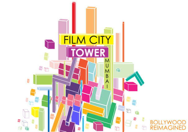 Film city tower_main graphic