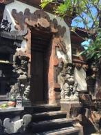 Private temple, Seminyak