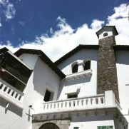 First glimpses of Quito architecture